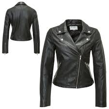 selected femme selected femme women s biker jacket leather jacket lightweight jacket
