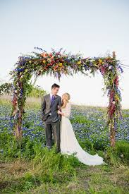 wedding backdrop arch wildflower arch wedding backdrop at villa st clair wedding