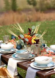 simple thanksgiving table simple ideas for a thanksgiving table