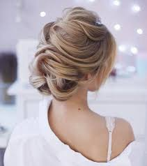 chignon tressã mariage 25 penteados ças