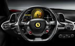 italia 458 interior 2010 458 italia s advanced interior in detail