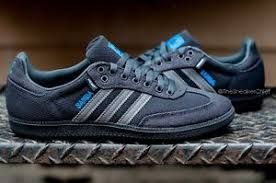 hemp sambas adidas originals samba hemp soccer sneakers size 6 5 black grey