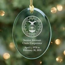 engraved air memorial ornament giftsforyounow
