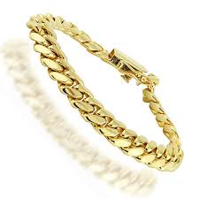 bracelet gold mens images Mens solid gold bracelets mens gold bracelets avianne co jpg