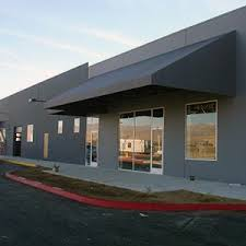 Commercial Building Awnings Local Fullerton Awnings Service Aim Local