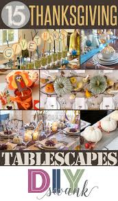 Thanksgiving Table Ideas by Thanksgiving Table Ideas