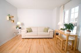 amazing of stylish living room with solid wood floor 1727