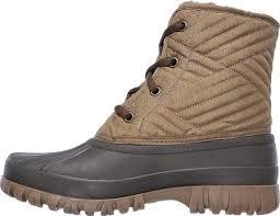 skechers womens boots canada skechers s windom spell duck boot ebay