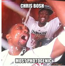 Chris Bosh Meme - chris bosh meme nba 照片从thibaud26 照片图像图像