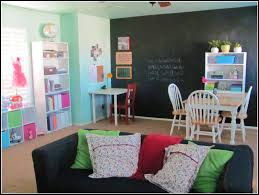 Preschool Wall Decoration Ideas by Charming White Yellow Wood Modern Design Kids Art Room Ideas Floor