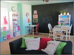 Preschool Wall Decoration Ideas by Charming White Yellow Wood Modern Design Kids Art Room Ideas Floor