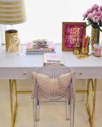 How To Decorate Your Office At Work by 21 Best Workspace Decor We Spotted On Instagram This Month Brit Co