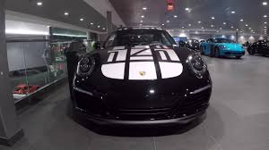 porsche supercar black 2017 black porsche 911 carrera s endurance racing edition 420 hp