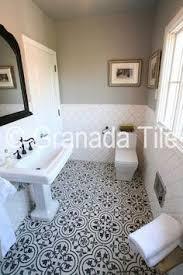 Vintage Bathroom Floor Tile Patterns - lovely bath interior inspiration pinterest bath tile