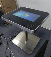 touch screen coffee table touch screen coffee table ahxct 01 touch panels by ahb software