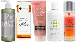 best facewash for acne prone skin with rating reviews and analysis