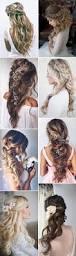 20 amazing half up half down wedding hairstyle ideas oh best day