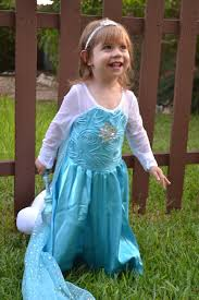 frozen costume infantile frozen elsa inspired princess costume
