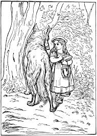 file red riding hood tales mother goose welsh png