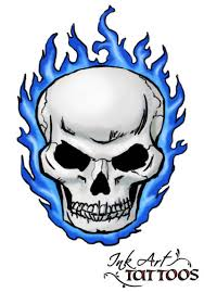 free pictures of skull tattoos free clip free clip