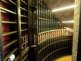 built in wine cellar the best home design