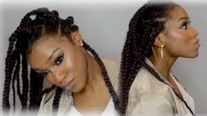 box braids vs individuals i love box braids