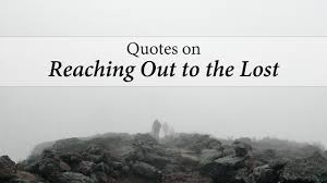 Seeking You Lost Wings Quotes On Reaching Out To The Lost Charles Spurgeon