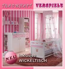 babyzimmer rosa neu babyzimmer weiss rosa babybett wickeltisch hochregal