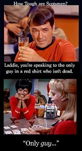 Red Shirt Star Trek Meme - red shirt star trek funny dump a day