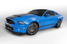 Ford Shelby Gt500 Engine 2013 Ford Shelby Gt500 Rated At 662hp Making It The World U0027s Most