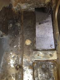 Jeep Cherokee Floor Pan by Extremely Rusted Floor Suggestions Please Mj Tech Comanche
