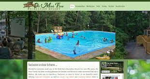 Cottages To Rent With Swimming Pools by Ole Mink Farm Recreation Resort Cabins Cottages Lodges And