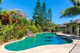 Hawaii Vacation Homes by Air Conditioned Kauai Vacation Rentals Ahh Aloha
