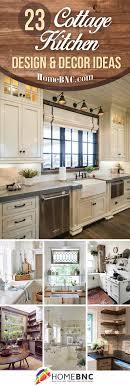 cottage kitchen decorating ideas 23 best cottage kitchen decorating ideas and designs for 2017