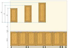 how high are kitchen cabinets cabinet heights this will be handy kitchen cabinet sizes