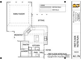 Kitchen Remodel Floor Plans by Lost Creek Kitchen Remodel Paula Ables Interiors