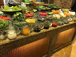 Buffet Salad Bar by Breakfast Buffet Salad Section Picture Of Pudong Shangri La