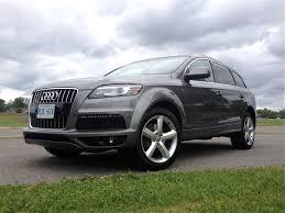 Audi Q7 Diesel - road test u0026 video 2012 audi q7 tdi quattro john leblanc u0027s