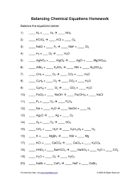 best solutions of chemistry worksheets grade 10 for your free