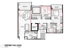 5 room floor plan rezt u0026 relax interior