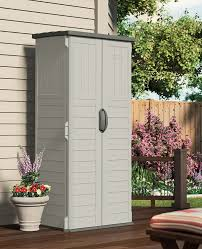 amazon com suncast bms1250 shed tool vertical 22 cu ft