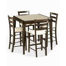 Cafe Dining Table And Chairs Pedestal Cafe Latte Dining Table Dining Table Design Ideas