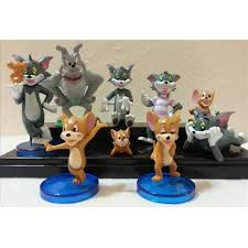 tom and jerry cake topper tom jerry cake topper tom jerry figurine tom jerry