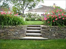Inexpensive Backyard Landscaping Ideas by Exteriors Diy Front Yard Landscaping Ideas On A Budget Landscape