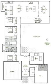 5 Bedroom Ranch House Plans Best 25 U Shaped Houses Ideas On Pinterest U Shaped House Plans