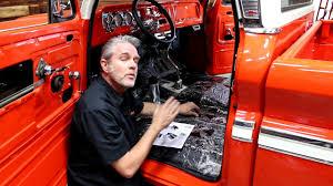 Classic Chevy Gmc Trucks - classic chevy u0026 gmc truck carpet installation youtube