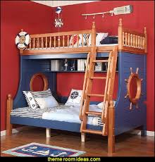 Pirate Ship Bunk Bed Pirate Ship Bunk Beds Decorating Theme Bedrooms Maries Manor Theme