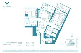 quantum on the bay floor plans w south beach pobiak