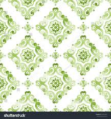 pantone color of the year hex soft green watercolor lace pattern on stock illustration 540759403