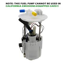 nissan altima 2005 fuel pump location amazon com topscope fp8545m fuel pump module assembly e8545m